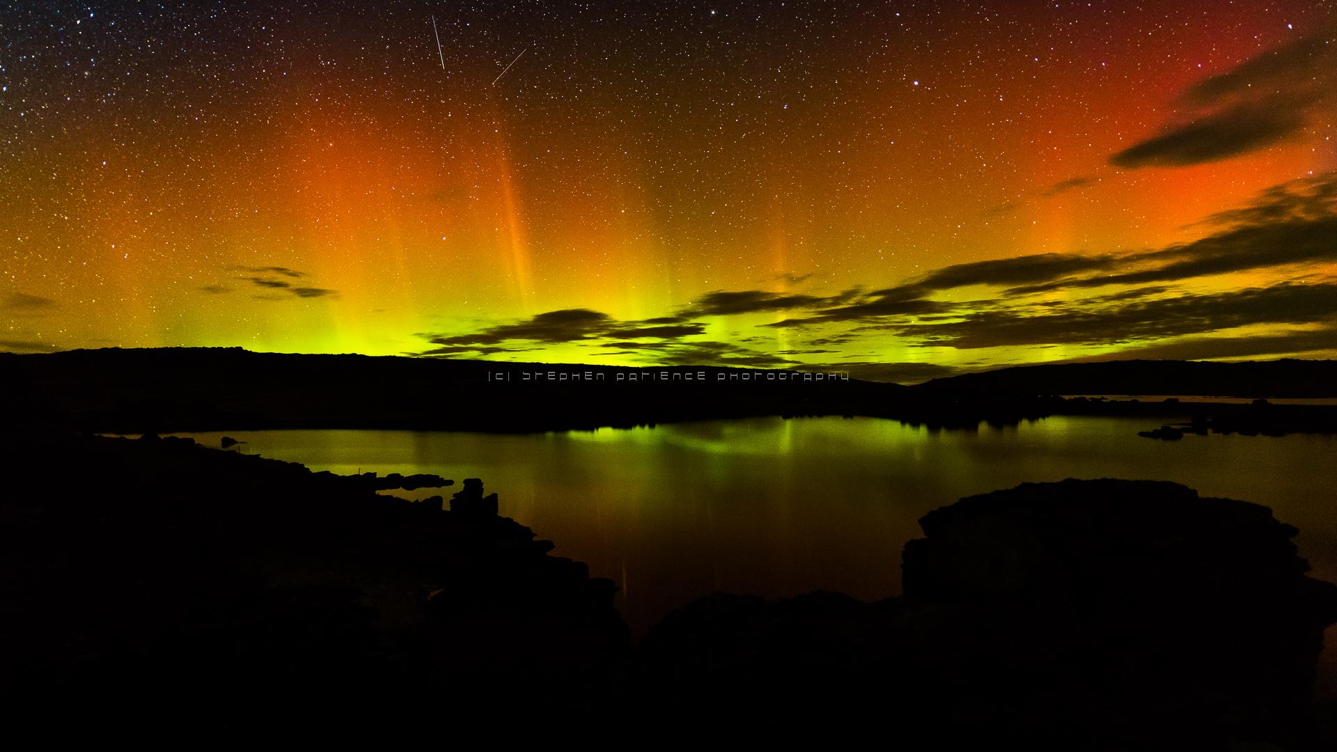 Aurora Australis, Central Otago